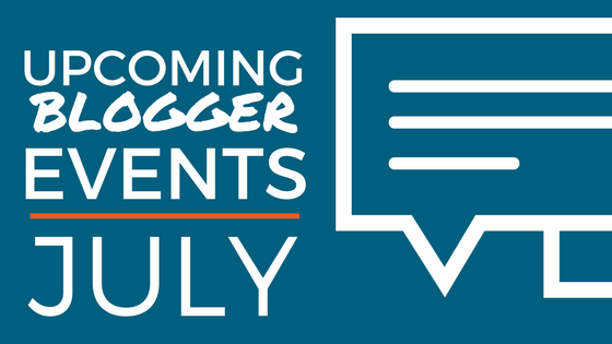 July Blog Events