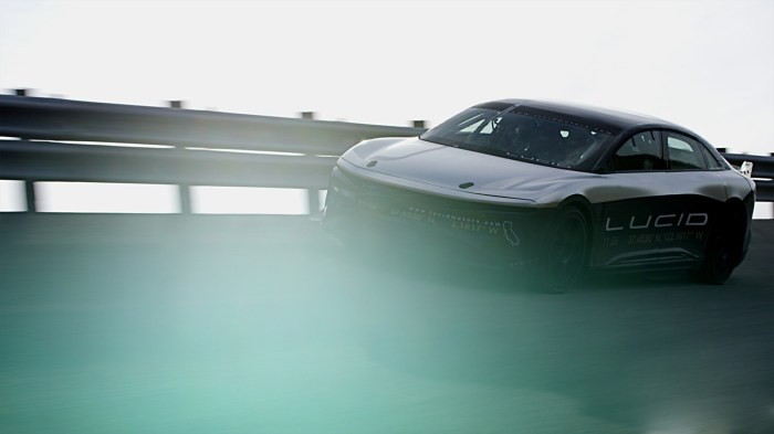 Lucid Motors Lucid Air Prototype