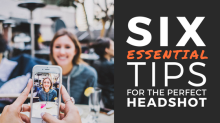 Personal Branding: 6 tips for the perfect headshot