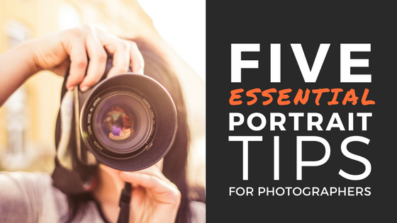 Portrait and Headshot Tips