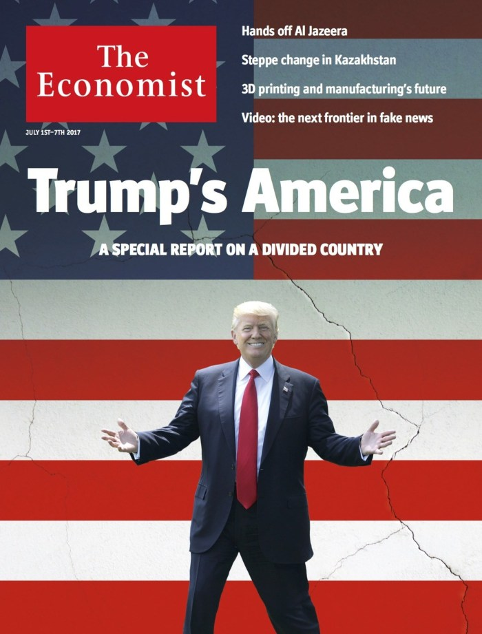 The Economist July 1 Cover