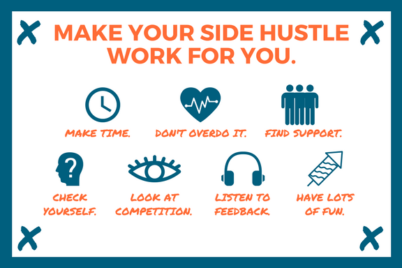 Side hustle tips