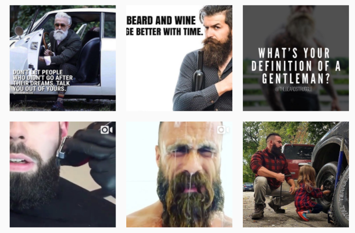 The Beard Struggle Blog