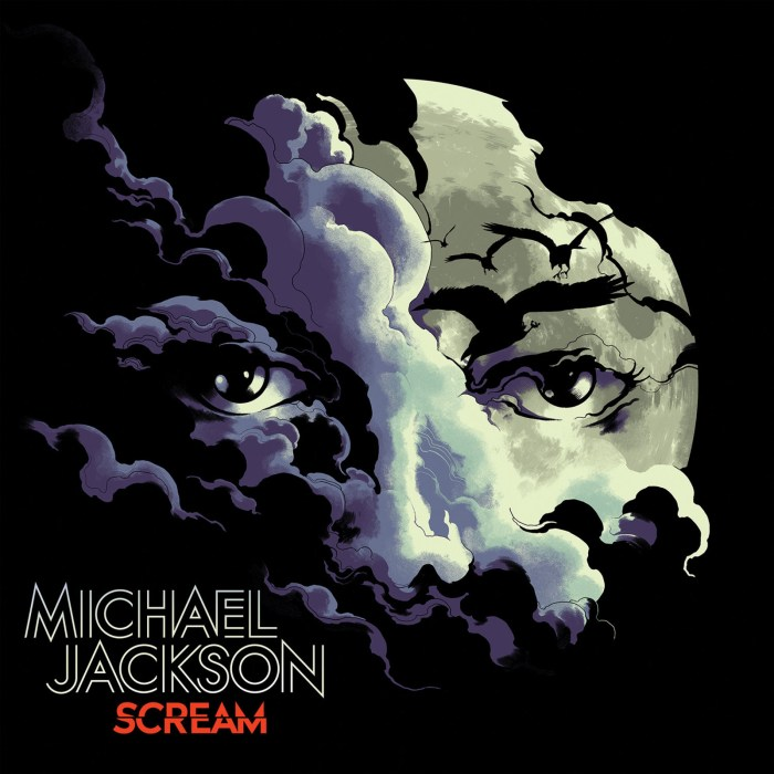 Michael Jackson SCREAM Album Features A Playfully Spooky Augmented Reality Experience - Out Today!