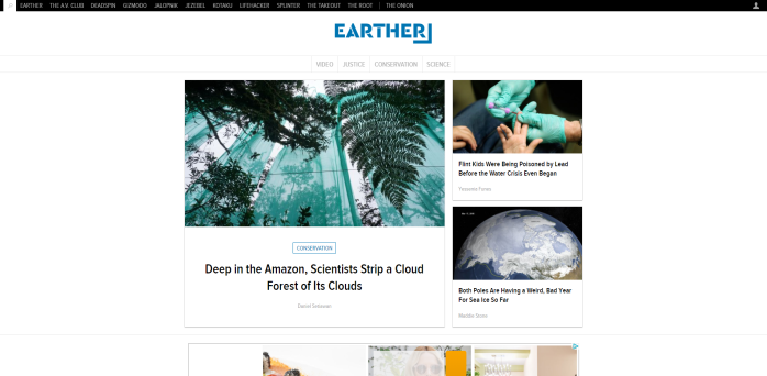 Earther Nature for Nerds