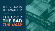 2017 in the media: the good, the bad,. the ugly