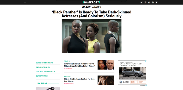HuffPost Black Voices