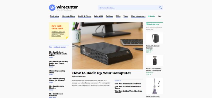 Wirecutter A New York Times Company