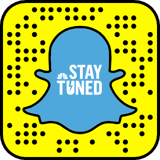 NBC Stay Tuned on Snapchat