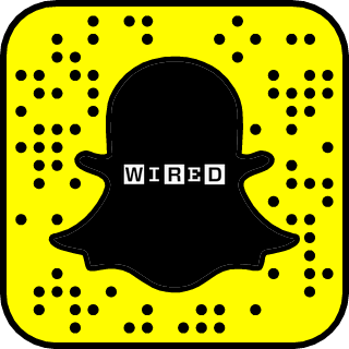 Wired on Snapchat