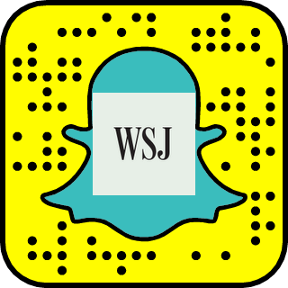 The Wall Street Journal on Snapchat