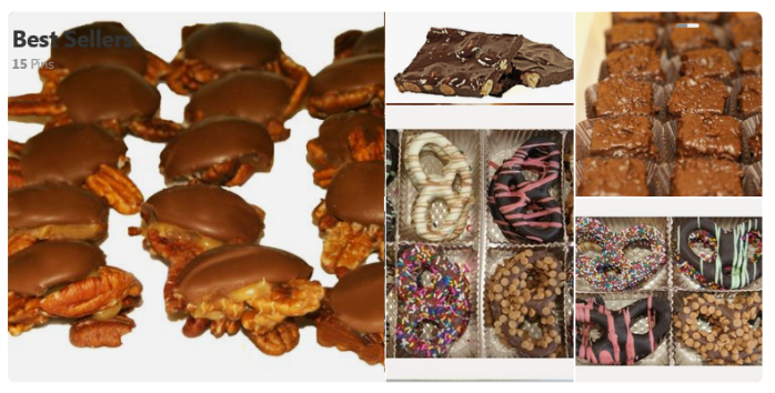 Recent posts from @Stutz Candy on Pinterest
