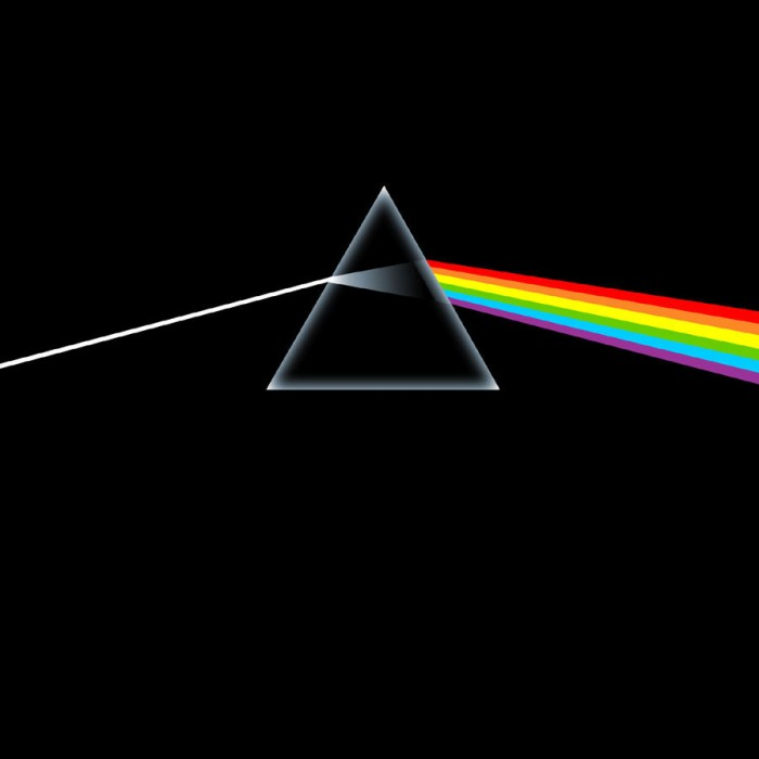 Pink Floyd Dark Side of the Moon - San Francisco Art Exchange