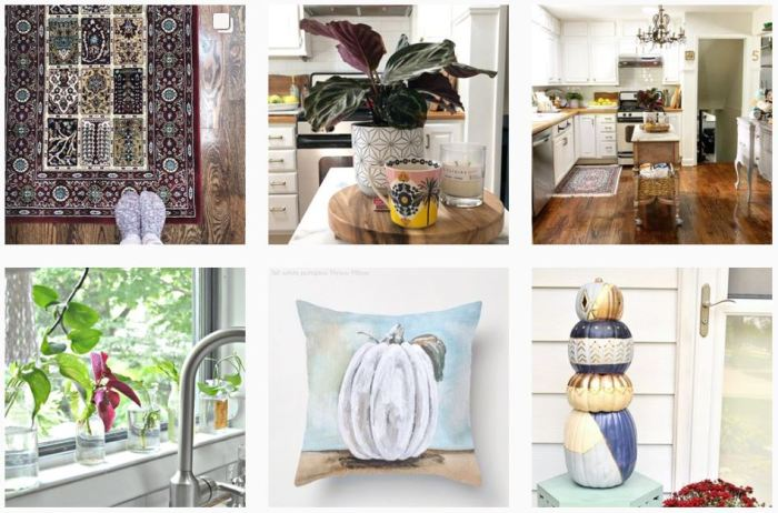 Six recent posts from @jenniferrizzodesigncompany on Instagram