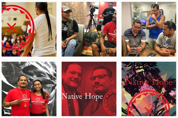 Recent posts from @projectnativehope on Instagram