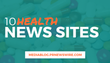 10 Health News Sites - mediablog.prnewswire.com
