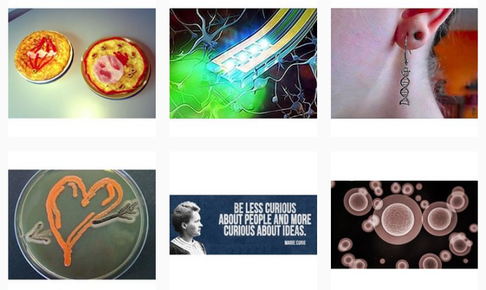 Biotechnology Blogs We Love: @bioengineering on Instagram