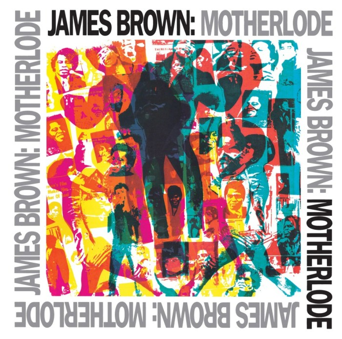 James Brown Motherlode 2LP