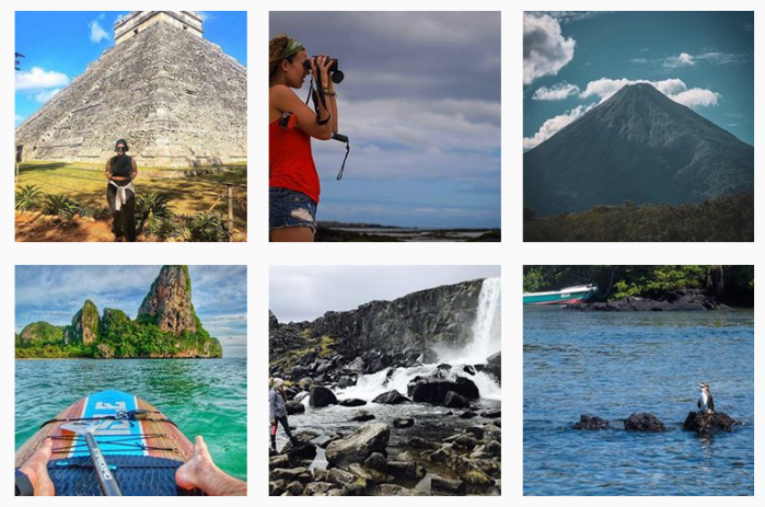 Travel News Sites: @under30experiences on Instagram