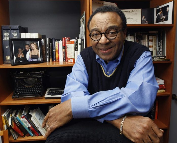 10 African American Journalists to Follow: Clarence Page