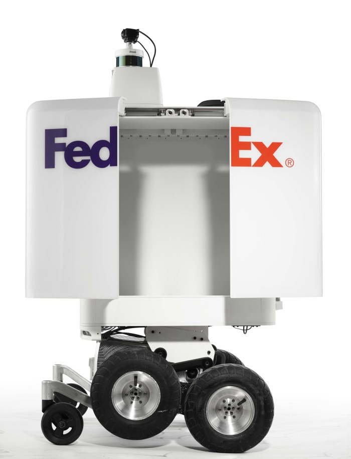 PIZZA HUT - FedEx Delivery Bot