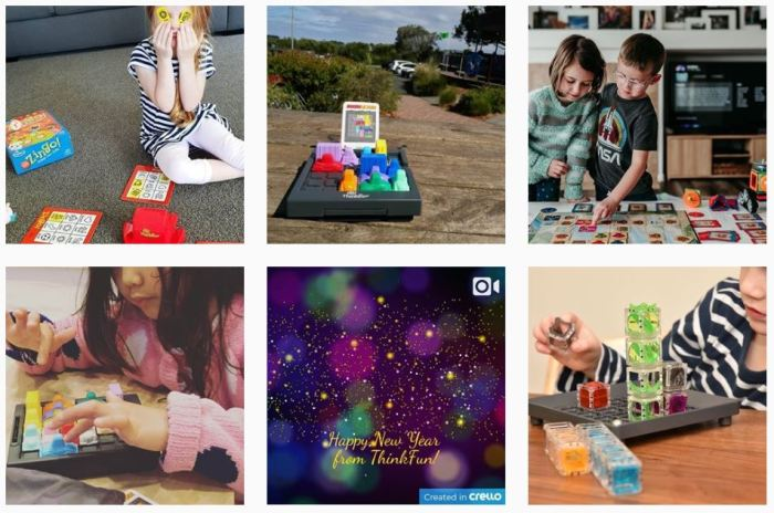 STEM Blogs We Love: @thinkfun on Instagram