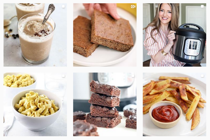 Food and Recipe Blogs We Love: @detoxinista on Instagram