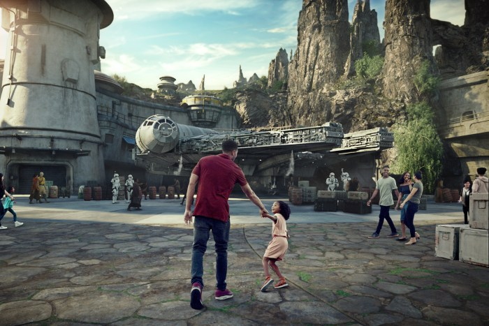Disney Star Wars-Galaxy's Edge