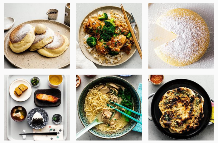 Food and Recipe Blogs We Love: @iamafoodblog on Instagram