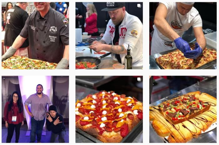 Pizza Blogs We Love - @pizzatoday on Instagram