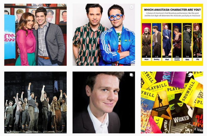 Theater Blogs We Love: @playbill on Instagram