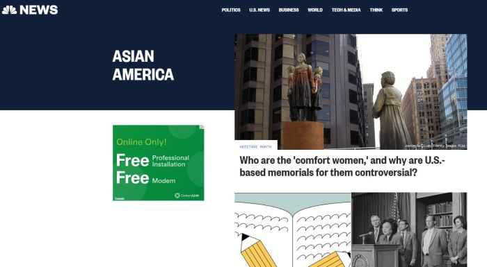 Top Asian American News Sites: NBC News | Asian America