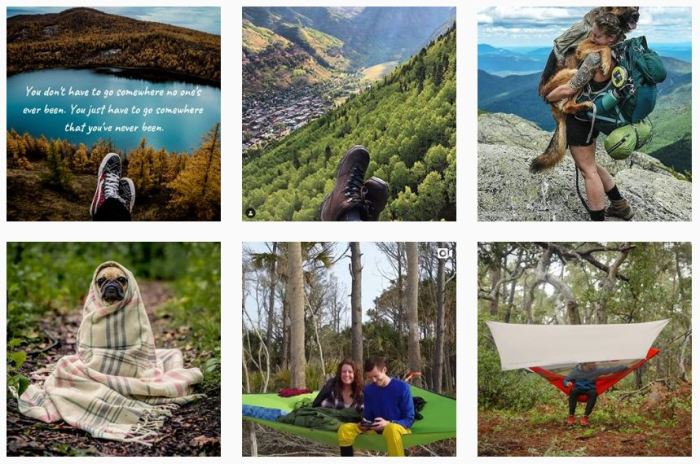 Camping Blogs We Love: @50campfires on Instagram