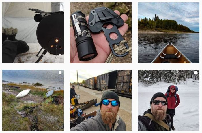 Camping Blogs We Love: @man_camping on Instagram