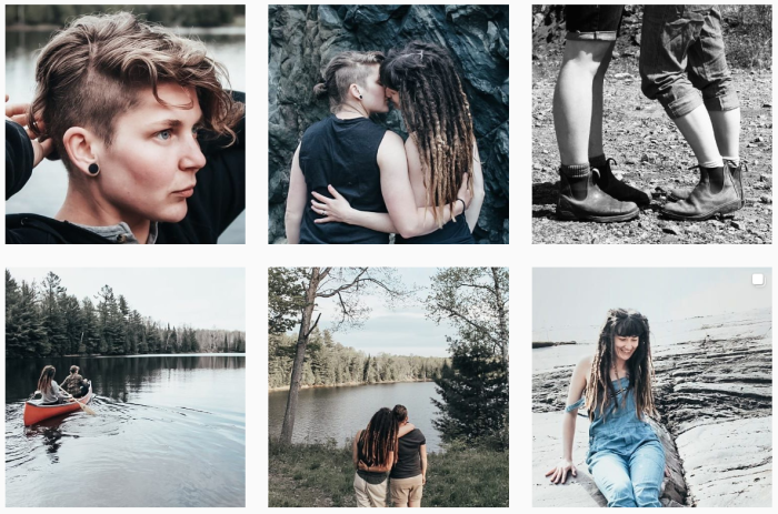 LGBTQ Blogs: @thelesbianblog on Instagram