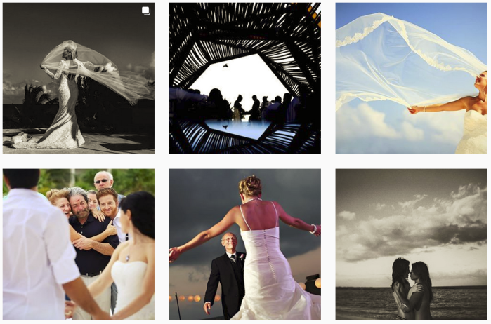 Wedding Photography Blogs We Love: @delsolphoto on Instagram
