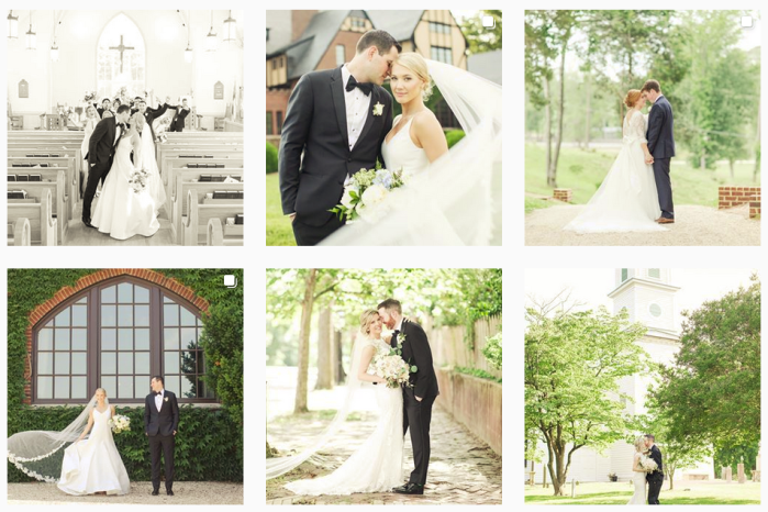 Wedding Photography Blogs We Love: @katelynjames on Instagram