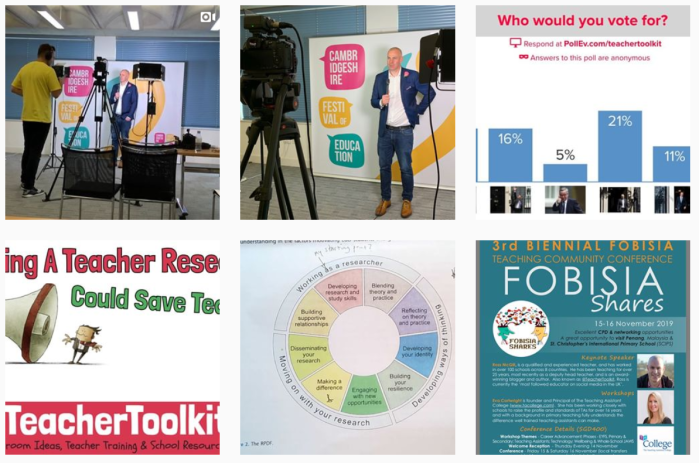Teacher Blogs We Love: @teachertoolkit on Instagram