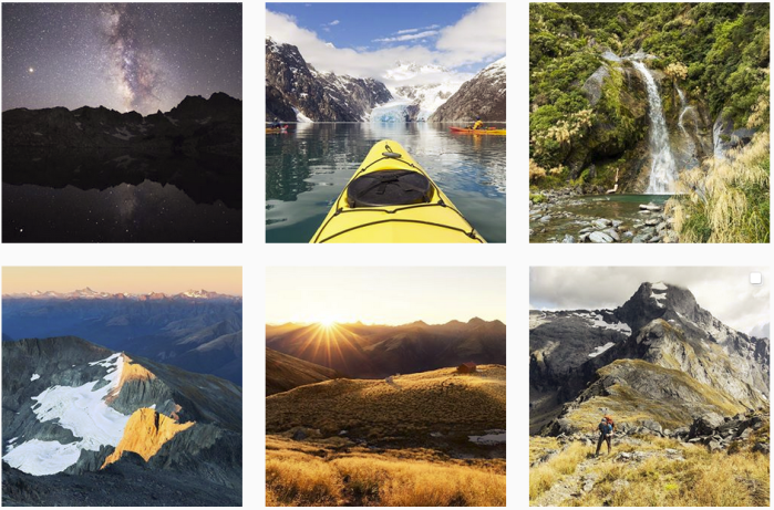 National Parks Blogs: @thenationalparksgirl on Instagram