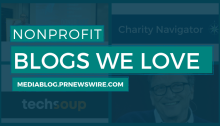Nonprofit Blogs We Love - mediablog.prnewswire.com