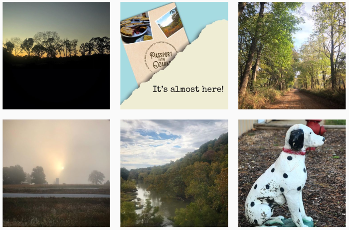 Midwestern Blogs We Love - @ozarksalive on Instagram