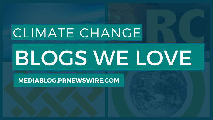 Climate Change Blogs We Love - mediablog.prnewswire.com