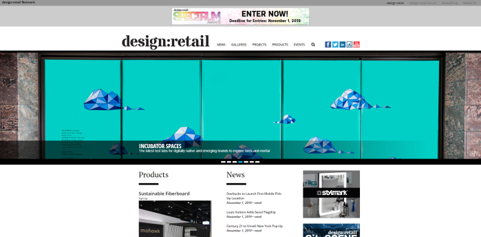 Top Retail News Sites - design:retail