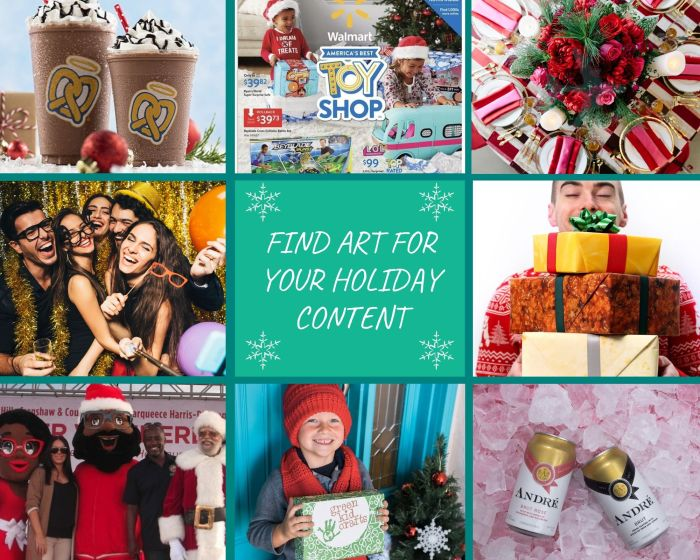 PR Newswire for Journalists - Find Art for Your Holiday Content