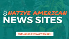 8 Native American News Sites - mediablog.prnewswire.com