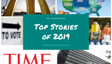 PR Newswire Top Stories of 2019, Part 2, mediablog.prnewswire.com