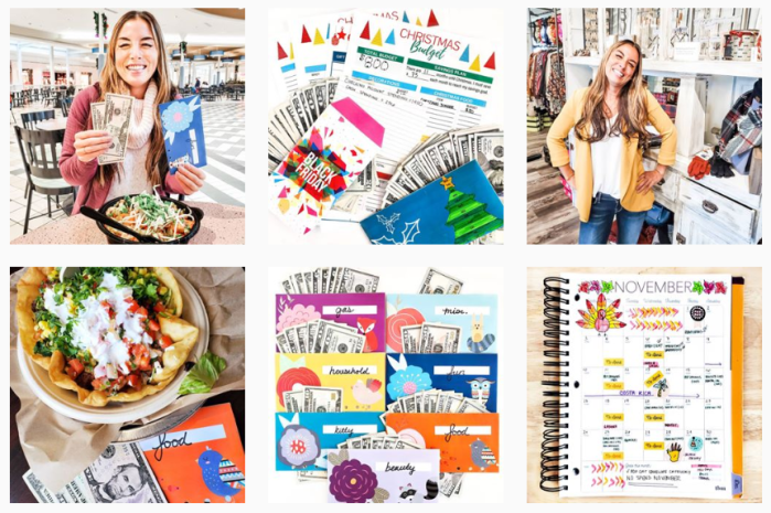 Budgeting Blogs We Love - @thebudgetmom on Instagram