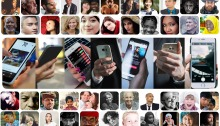 Media Insider - Jan 31, 2020 - Collage of photos of people's faces and hands holding smartphones