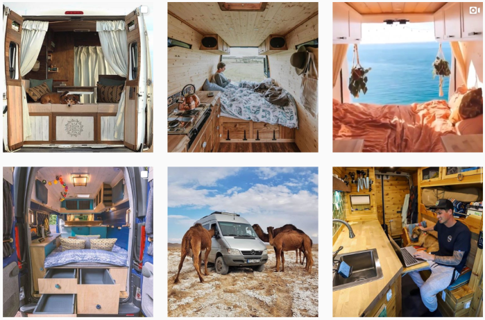 Campervan Life Blogs We Love: @vanclans on Instagram