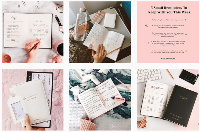 Career Women Blogs We Love - @cgdlondon on Instagram